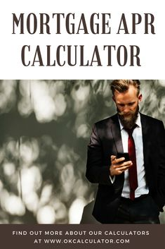 Explore our website to use online mortgage APR calculators for free. Online Mortgage, Mortgage Tips, Money Tips, Money Saving Tips, Mortgage Loan Calculator, Moving Tips, Home Buying, Personal Finance, Real Estate