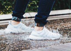 Weiße Sneaker reinigen: Clevere Tipps zum Saubermachen