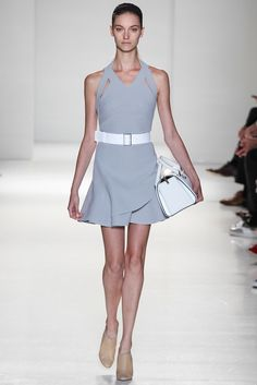 Victoria Beckham Primavera/Verano 2014 Pret A Porter - Nueva York