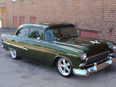55 Chevy Bel Air 210