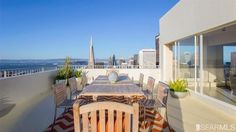 Nob Hill Penthouse with Over-the-Top Deck Wants $9.495M - On the Market - Curbed SF
