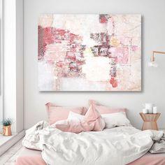 Modern art diy canvas bedrooms 39 ideas for 2019 Diy Wall Art, Home Decor Wall Art, Home Art, Art Decor, Decoration, Diy Art, Decor Ideas, Contemporary Abstract Art, Modern Art