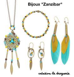 Les bijoux Zanzibar