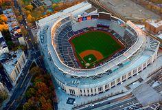 New Yankee Stadium via MuralsYourWay.com