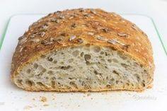 Myslíme si, že by sa vám mohli páčiť tieto piny - sbel Bread Recipes, Snack Recipes, Cooking Recipes, Czech Recipes, Good Food, Yummy Food, Sandwich Cake, No Cook Meals, Food Inspiration