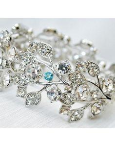 Ashlee - Elegant crystal bracelet.