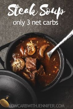 You can make this easy low carb soup recipe in no time at all! Use leftover steak if you have it, or cook up some fresh sirloin. You will not regret it! You can make this easy low carb soup recipe in no time at all! Use leftover steak if you have … Seared Salmon Recipes, Pan Fried Salmon, Pan Seared Salmon, Fried Fish, Low Carb Soup Recipes, Ketogenic Recipes, Keto Recipes, Cooking Recipes, Dinner Recipes
