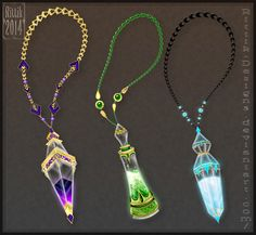 Elite potions (2) by Rittik-Designs on DeviantArt