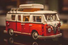 Lego Creator - 1962 Volkswagen T1 Camper Van
