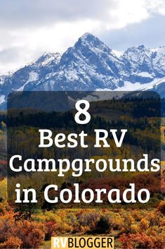 Does your Bucket List include RV Camping in Colorado to see the Rocky Mountains, the Grand Canyon and National Parks? Well, plan your Colorado Road Trip now as this article features the Best Colorado RV Campgrounds. Click, Send or Save to learn more! Camping Spots, Camping Life, Rv Camping, Camping Hacks, Rv Life, Rv Hacks, Glamping, Camping Ideas, Camping Essentials