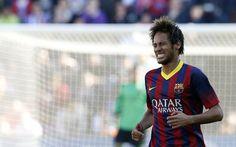 Neymar no tuvo su dia. Real Valladolid-FC Barcelona 1-0