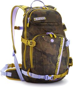 Click Image Above To Buy: Dakine Heli Pack Rasta - Dakine Laptop ...