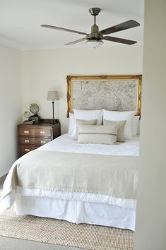 Painted Hive Master Bedroom Full Reveal and Furniture Redos