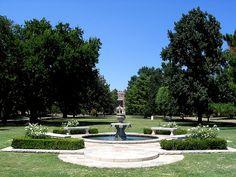 South Oval  - University of Oklahoma Campus