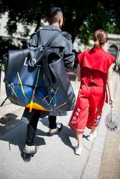 They Are Wearing: Paris Men's Fashion Week Spring 2017   WWD