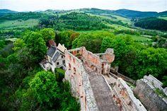 Szlaki Kulturowe: Walim – Grodno Castle
