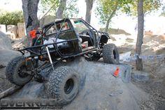 Toyota rock crawler. built by FXP Flex Point Off Road of Redding CA. Northern California 4x4 custom fabrications shop! Rock crawling exoskeleton cage. #SkeletonKrew