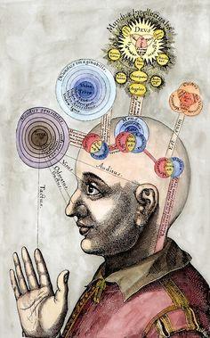 atthecenterofmymind:  Alchemy Brain, Adam Mclean