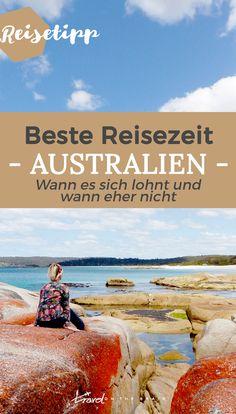Beste Reisezeit Australien - Wann es sich lohnt und wann eher nicht
