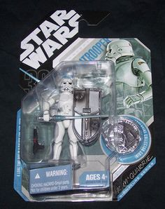 Star Wars Ralph McQuarrie Signature Series Concept Stormtrooper Exclusive Coin