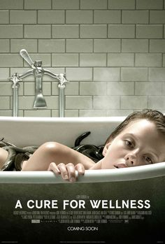 Resultado de imagen para the cure for wellness movie poster