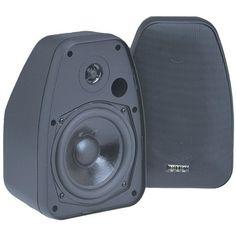 "BIC VENTURI ADATTO DV52SI 5.25"" Adatto Indoor-Outdoor Speakers (Black)"