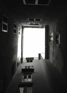 Frederic Bourret (N386)  Through another window, Rome, 2007.