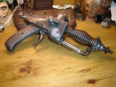 Thanks for the Ray Gun mom.