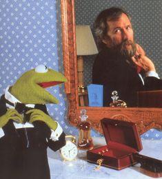 Muppet Self Portrait - Follow the podcast https://www.facebook.com/ScreenWolf and https://twitter.com/screen_wolf