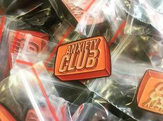 #Repost @pinlife  'Anxiety Club' pins have landed! Only have about 30 left all pre-orders will ship this week and should be with you all by Christmas! pinlifeuk.bigcartel.com (link in bio) if you want one of these or any of my other pins!     #pins #pinstagram #enamelpins #enamelpin #lapelpins #lapelpin #pingame #patchgame #patch #pin #koolfade #hypebeast #supremenyc #pinlife #skateboard #staywheezy #cat #pins #pizza #buddha #fightclub #toy #design #competition #pingameproper #pinlife…