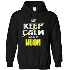 Do you work at NUON? You cannot keep calm - #summer tee #victoria secret hoodie. BUY NOW => https://www.sunfrog.com/Funny/Do-you-work-at-NUON-You-cannot-keep-calm-Black-11977916-Hoodie.html?68278