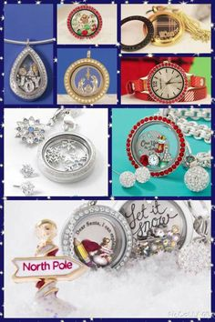 Origami Owl Holiday 2015