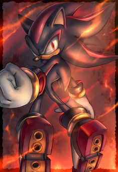 SICK Shadow the Hedgehog