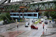 Wuppertal Schwebebahn Deutschland/Allemagne