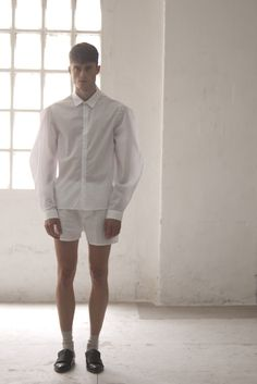 Daniel Hull @ lookbook for Guillem Rodriguez - Romantycs