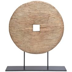Monumental Chinese Wood and Metal Organic Sculpture | See more antique and modern Sculptures at https://www.1stdibs.com/furniture/decorative-objects/sculptures