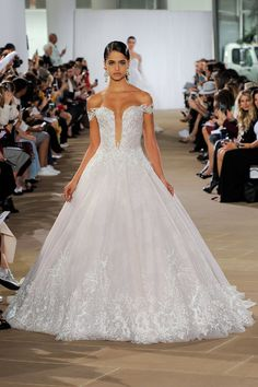 78eef806ffc Ines Di Santo s Latest Collection for 2019  Fantasy and Fairytales. Bridal  Wedding DressesDesigner ...