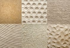 Natural clay plaster wall finishes
