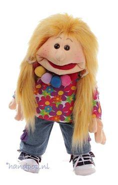 Living Puppets handpop Tessa - Handpoppen.nl
