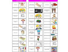 planning routine des enfants