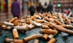 Oddly Sustainable: powering your computer with cigarette butts?