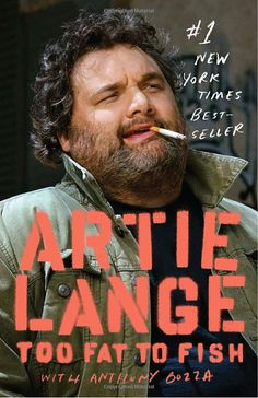 Artie Lange's Too Fat To Fish. Great Read for a Stern fan.. Also this was written before his failed suicide attempt.