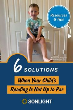 If your child's reading is not up to par in a virtual schooling envirnoment, here are solutions to fill the gap. #remediation #intervention #homeschooling #reading #homeschooling #parenting