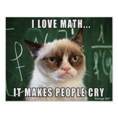 I Love Math...