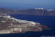 Photo aérienne de Ile de Santorin - Grèce (Greece)