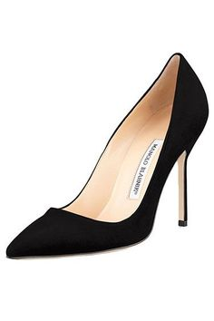 Becoming Olivia Pope: 10 Scandal-Worthy Necessities - Manolo Blahnik pump