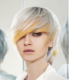 Gandini Short Blonde Hairstyles