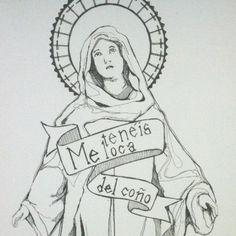 Dibujo de Laura Pintamonadas