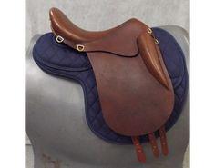Toklat Shaped Cotton Pad - Saddle Pads - Saddles & Products