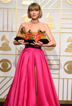 Триумфаторами Grammy 2016 стали Тейлор Свифт и Кендрик Ламар - Woman's Day